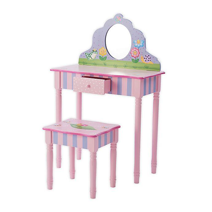 Alternate image 1 for Fantasy Fields Magic Garden Play Vanity Table Set