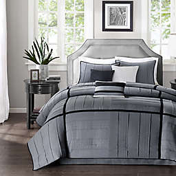 Madison Park Bridgeport Collection 7-Piece Comforter Set
