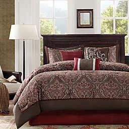 Madison Park Talbot 7-Piece King Comforter Set