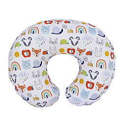 Boppy® Original Nursing Pillow Cover in Colorful Animals & Rainbows