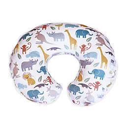 Boppy® Boutique Nursing Pillow Cover in Boutique Pastel Animal Stripe