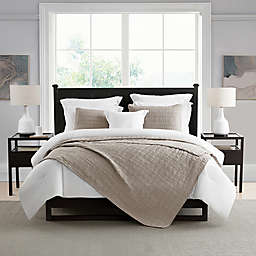 Swift Home Enzyme Washed Ultra Soft Crinkle 3-Piece Coverlet Set