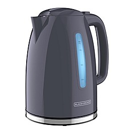 Black + Decker™ 1.7-Liter Rapid Boil Electric Kettle