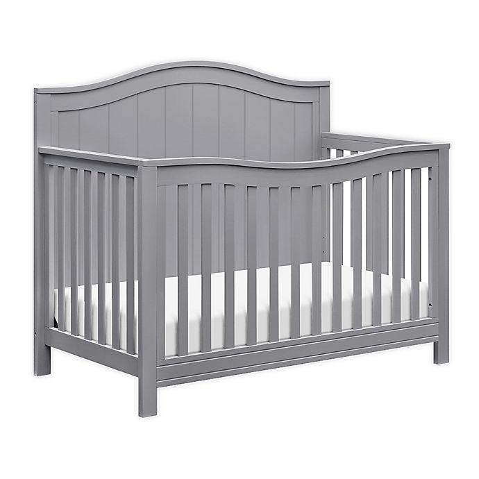 Alternate image 1 for DaVinci Aspen 4-in-1 Convertible Crib