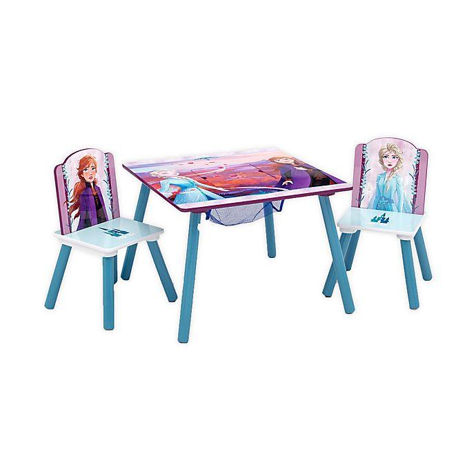 Alternate image 1 for Delta Children Disney® Frozen II Kids Table and Chair Set