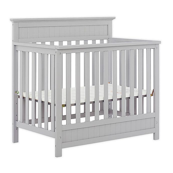 Alternate image 1 for Dream On Me Harbor 3-in-1 Convertible Mini Crib