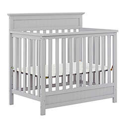 Dream On Me Harbor 3-in-1 Convertible Mini Crib