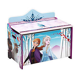 Delta Children Disney® Frozen II Deluxe Toy Box
