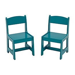 Delta Children® MySize Wood Kids Chairs (Set of 2)