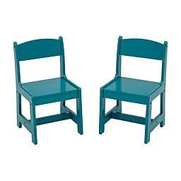 Delta Children® MySize Wood Kids Chairs (Set of 2)