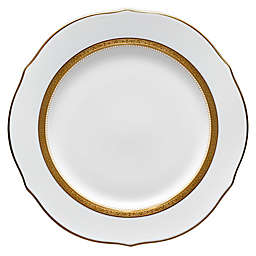 Noritake® Stavely Gold Scalloped Accent Plate