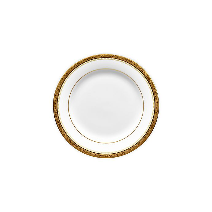 Alternate image 1 for Noritake® Stavely Gold Bread and Butter Plate