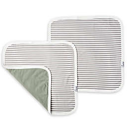 Copper Pearl 2-Pack Three-Layer Security Blankets in Everest