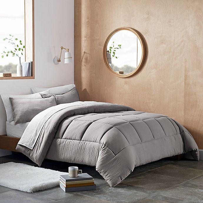 Alternate image 1 for UGG® Devon 3-Piece Reversible Solid Comforter Set