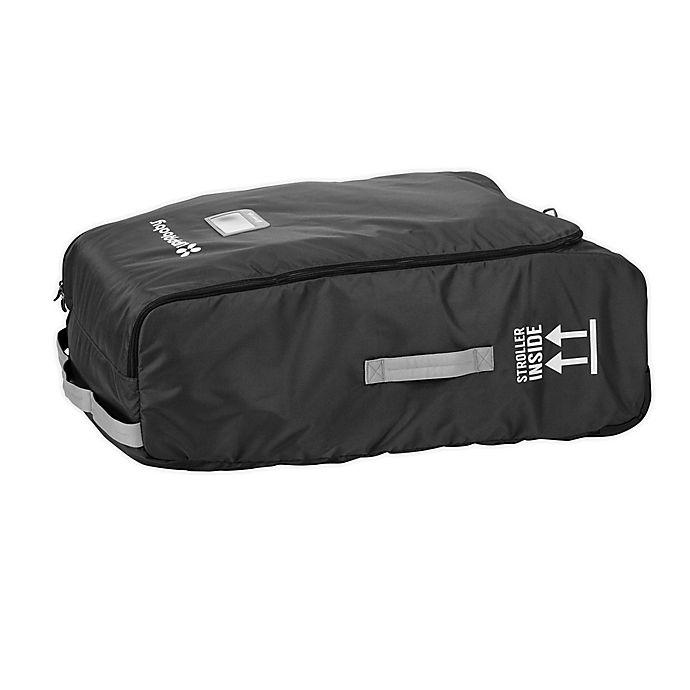 Alternate image 1 for UPPAbaby® Travel Bag in Black for VISTA/CRUZ