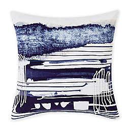 Sean John® Dori Blue Square Throw Pillow