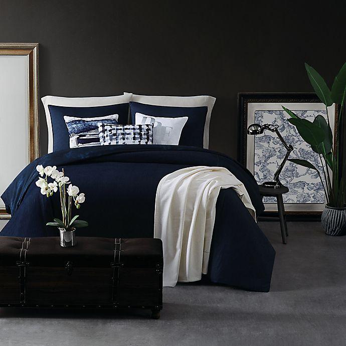 Sean John Denim 3 Piece Duvet Cover Set Bed Bath Beyond