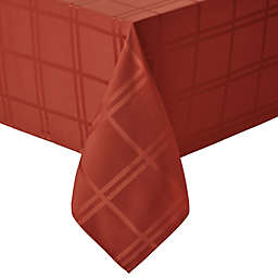 Wamsutta® Solid 60-Inch x 102-Inch Oblong Tablecloth in Spice
