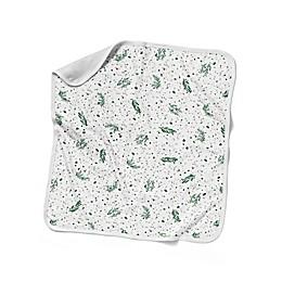 goumi® Botanical Nursery Blanket in Green/White