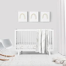 Goumi® Over the Rainbow 3-Piece Crib Bedding Set