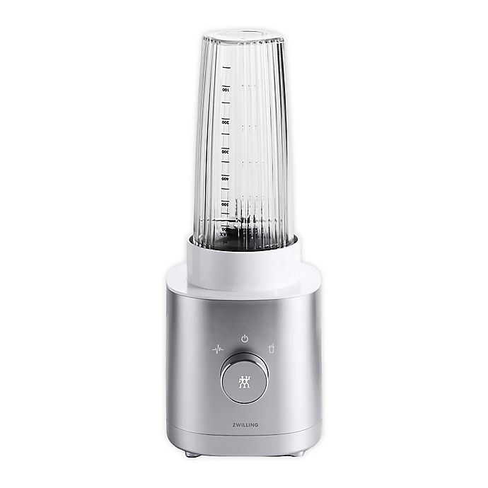 Alternate image 1 for Zwilling J.A. Henckels Enfinigy Personal Blender in Grey/White