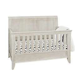 Milk Street Baby Cameo Sleigh 4-in-1 Convertible Crib