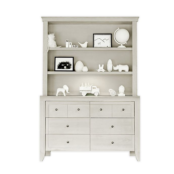 Alternate image 1 for Milk Street Baby Cameo Hutch/Bookcase