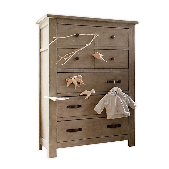 Alternate image 1 for MILK Street Baby Relic 5-Drawer Chest