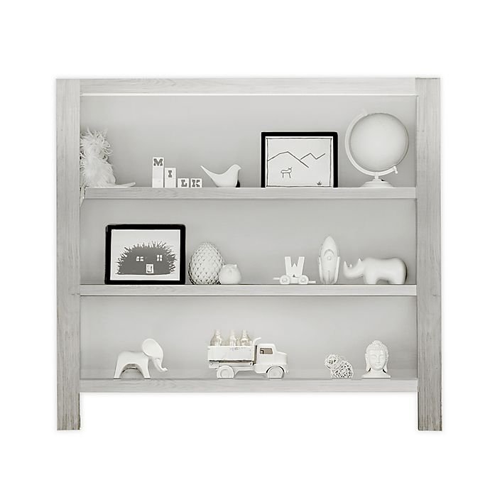 Alternate image 1 for MILK Street Baby Relic 2-Shelf Hutch/Bookcase