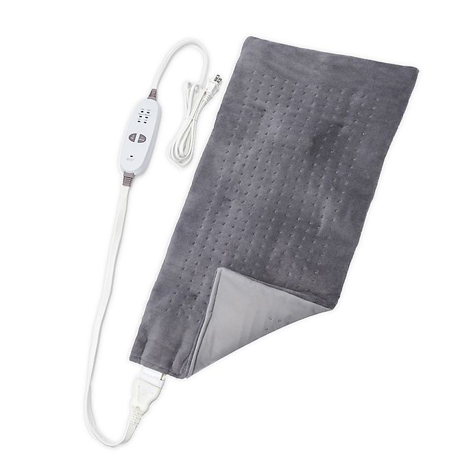 Alternate image 1 for Calming Heat™ 12-Setting Weighted Heating Pad