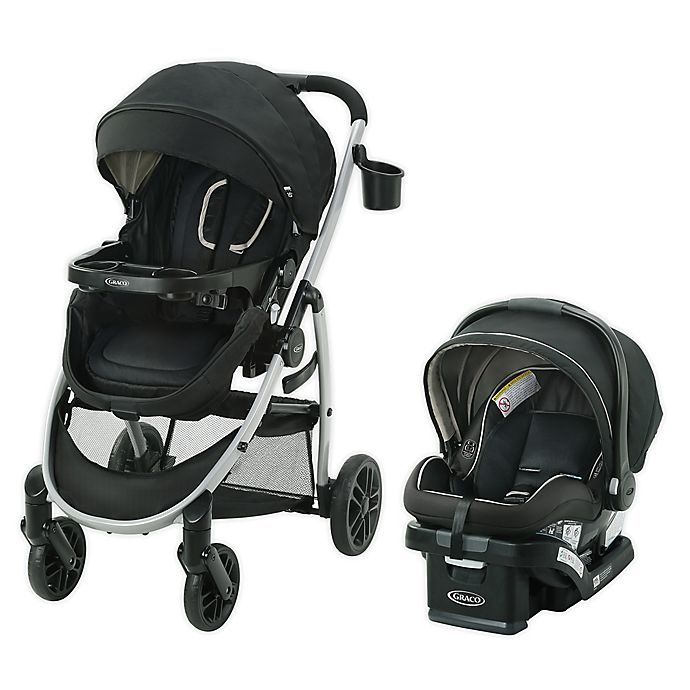 Alternate image 1 for Graco® Modes™ Pramette Travel System in Pierce