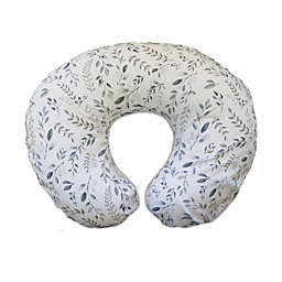 Boppy® Original Nursing Pillow and Positioner in Gray Taupe Leaves