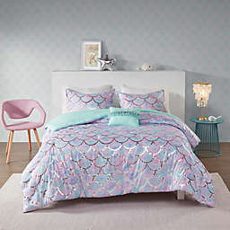 Mi Zone Pearl Metallic Bedding Collection