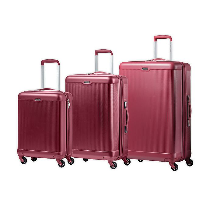 Alternate image 1 for CHAMPS Aspire 3-Piece Hardside Spinner Luggage Set