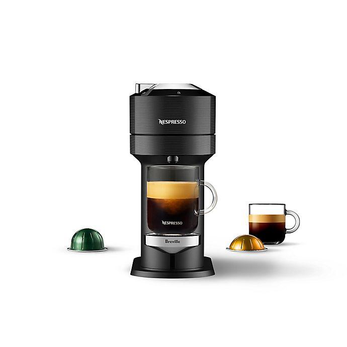 Alternate image 1 for Nespresso® by Breville Vertuo Next Premium Coffee & Espresso Machine in Classic Black