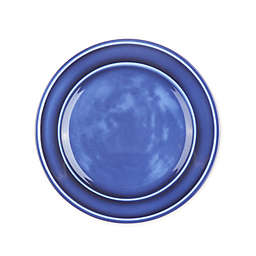 Bee & Willow™ Home Glaze Melamine Dinner Plate in Blue