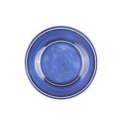 Bee & Willow™ Home Glaze Melamine Salad Plate in Blue