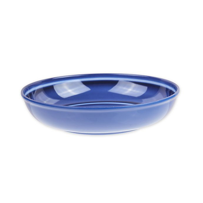 Alternate image 1 for Bee & Willow™ Home Glazed Melamine Small Bowl in Blue