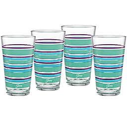 Fiesta® Farmhouse Chic Pint Glasses (Set of 4)