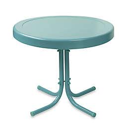 Crosley Outdoor Metal Side Table