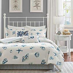 Harbor House™ Beach House California King Comforter Set in White