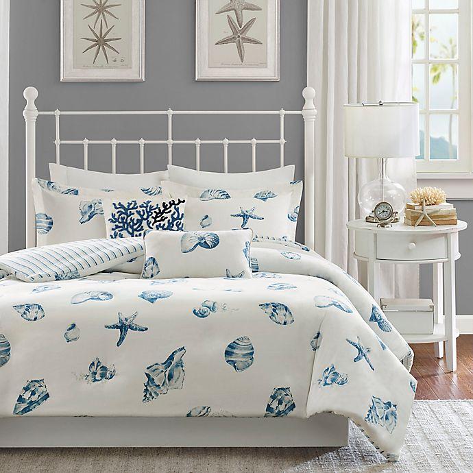 Alternate image 1 for Harbor House® Beach House Duvet Cover Set in White