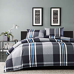 INK+IVY Nathan Twin Comforter Set