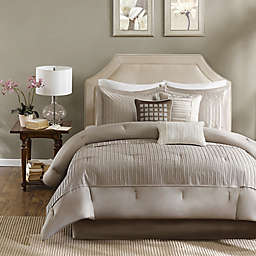 Madison Park Trinity Reversible Comforter Set