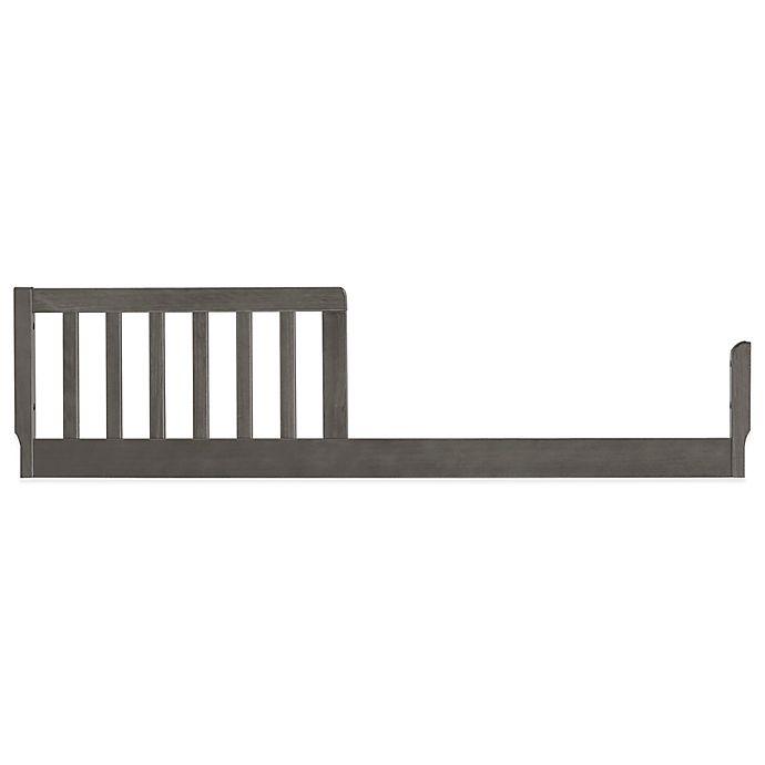 Alternate image 1 for DaVinci M3099 Toddler Bed Conversion Kit in Slate