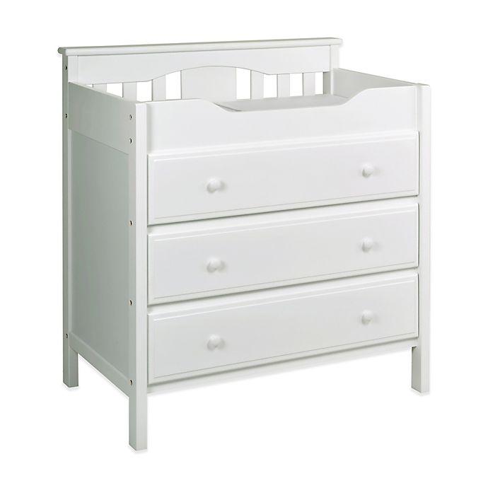 Alternate image 1 for DaVinci® Jayden 3-Drawer Changer Dresser