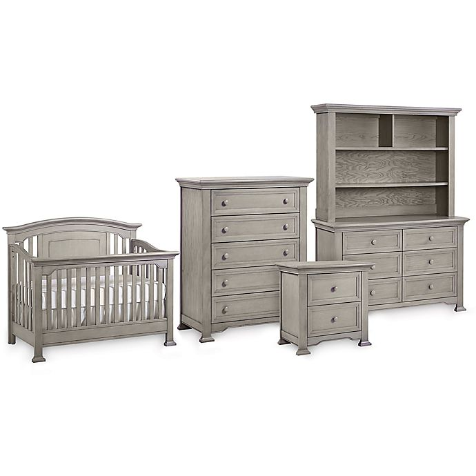 Alternate image 1 for Munire Kingsley Brunswick Nursery Furniture Collection in Ash Grey