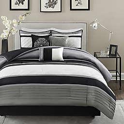 Madison Park Blaire 7-Piece Comforter Set