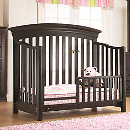 Sorelle Toddler Guard Rail (Model 136) in Espresso