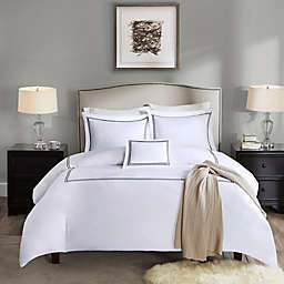 Madison Park Signature 1000-Thread-Count Embroidered Comforter Set